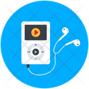Music Player Audio Music Mp 3 Music Player Icon
