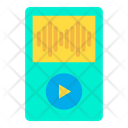 Player Mp Audio Icon