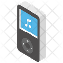 Ipod Portable Music Player Mp 3 Player Icon