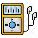 Mp 3 Player Ipod Music Device Icon
