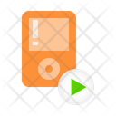 Mp 3 Mp 4 Turn Icon