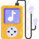 Music Player Audio Player Mp 3 Player Icon
