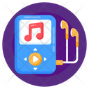 Mp 3 Player Icon