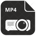 Mp 4 File Icon