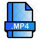 Mp Extension File Icon