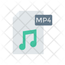 Document File Mp Icon