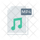 Document File Music Icon