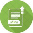 Mp 4 Extension File Icon