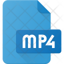 Mp4 Film Icon