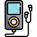 Mp 4 Player Music Icon