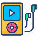 Mp 4 Music Player Icon