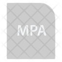 Mpa Extension File Icon