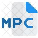 Mpc File Audio File Audio Format Icon