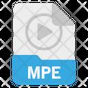 MPE File Icon