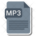 Mpg File Format Icon