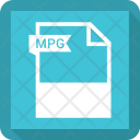Mpg File Extension Icon