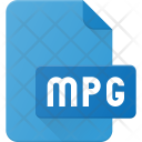 Mpg Film Icon