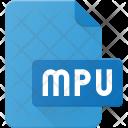 Mpu File Icon