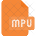 Mpu Playlist Audio Icon