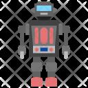 Mr hustler robot Icon