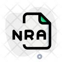 Mra File Icon