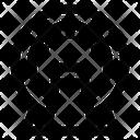 Mri Scan Tomography Icon