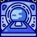 Mri Scan Ct Scan Mri Scan Machine Icon