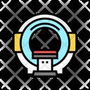 Mri Scanner Icon