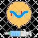 Mrna Immunization Icon