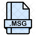 Msg File File Extension Icon