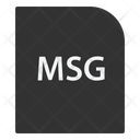 Msg File Extension Icon