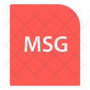 Msg Extension File Icon