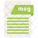 Msg File Formats Icon