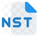 Mst File Icon