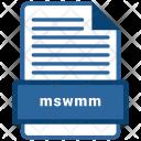 Mswmm file Icon