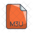 Mu Audio File Icon