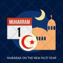 Mubarak New Hijti Icon