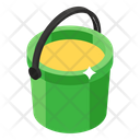 Mud Bucket Icon