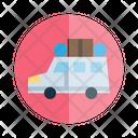 Mudik car Icon