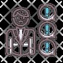 Mudslinging Icon