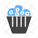 Muffin Sweet Cupcake Icon