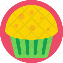 Pie Muffin Dessert Icon