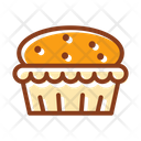 Muffin Sweet Dessert Icon