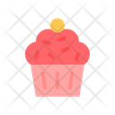 Cake Pastry Icecream Icon