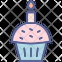 Cake Pastry Bake Icon