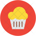 Muffin Cupcake Fairy Icon