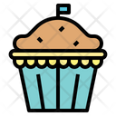 Banana Muffin Apple Muffin Muffin Icon