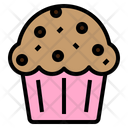 Muffin Cupcake Food And Restaurant Icon