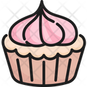 Muffin Cake Sweet Icon