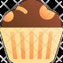 Muffin Cupcake Dessert Icon